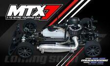 Mugen MTX7 1/10th Nitro Touring Car - MUGT2005