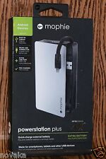 GENUINE Mophie Powerstation Plus 4X External Battery 7000mAh Android Devices NEW