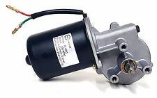 Makermotor 10mm 2 Flat Shaft 100 Rpm Gear Motor 12v Dc Low Speed Reversible