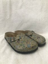 Birkis By Birkenstock Women's Slide In Clogs Size 36/5