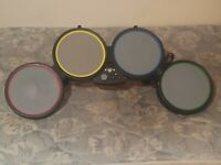 Rock Band Harmonics Xbox 360 Wired Drums [DRUM CONTROLLER ONLY; NO STAND] 822149