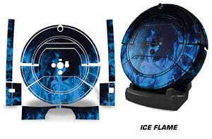 Skin Decal Wrap For iRobot Scooba 450 Vacuum Mop Bot Sticker Accessories ICE FLM