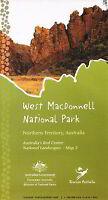 West MacDonnell National Park Map 2 (Natmap)