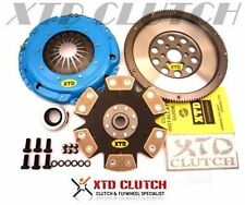 XTD STAGE 4 CERAMIC CLUTCH & FLYWHEEL KIT GOLF JETTA 1.8T (RIGID) 2800