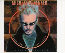 CD  MICHAEL SCHENKERadventures of the imaginationEX- (B3971)