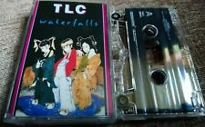 TLC~WATERFALLS~ORIGINAL CASSETTE TAPE SINGLE~FAST POST