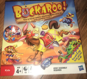 MB GAMES BUCKAROO 2011 - NICE & COMPLETE CONDITION - FUN GAME FREEPOST
