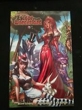 GRIMM FAIRY TALES, ESCAPE FROM WONDERLAND,  ZENESCOPE, SOFT COVER