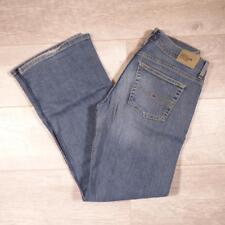 "Ladies TOMMY HILFIGER Hipster Bootcut Vintage 29""W 30""L Denim Jeans #A3965"