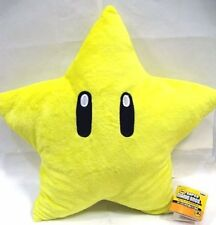 Kids Cushion Doll Star Doll Plush Toy For Nintendo Super Mario Brothers Gift 11""