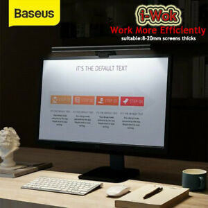 Baseus Touch Dimmable Desk Lamp Reading Light Computer Screen Office Lighting