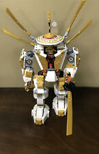 Lego Ninjago Golden Mech And Lloyd (Golden Ninja), Right Shoulder Armor - Legacy