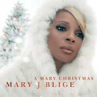 Mary J. Blige : A Mary Christmas CD (2013) Incredible Value and Free Shipping!