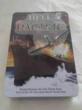 HELL IN THE PACIFIC 5 DVD Set Collectors 2009 Tin Edition