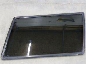 PASSENGER Side RH Privacy Tinted Quarter Window Glass 1984-2001 Cherokee 4 Door