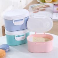 Portable Baby Milk Powder Formula Dispenser Food Container Storage Box AU BEST