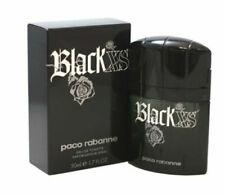 Black XS for Men by Paco Rabanne EDT Spray 1.7 oz Original Formula - New in Box