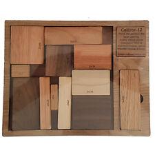 Creative Crafthouse Wooden Puzzle: Calibron 12