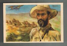 Mint Spain Civil War Propaganda Postcard Red Cross Juan Fernandez El Negus