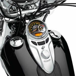 Original Harley Davidson Análogo 5Zoll Tacómetro 70900071A Con Tacómetro Kmh