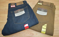 NWT Mens Weatherproof Vintage Straight Leg Fleece Lined Jeans Variety Available!