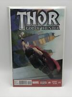THOR GOD OF THUNDER #12 (2013) 1ST ROZ SOLOMON JANE FOSTER APPEARANCE MARVEL c5