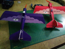RC plane wing Scout