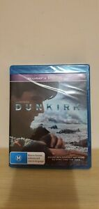 Dunkirk bluray new and sealed