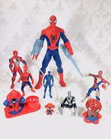 Spiderman Figure bundle Joblot Mixed Toys Including Hasbro Marvel