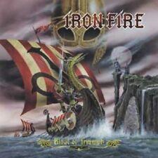 "IRON FIRE ""BLADE OF TRIUMPH"" CD NEUWARE"