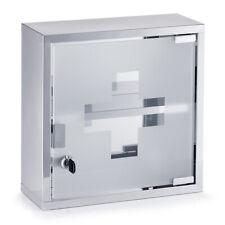 Medicine Cabinet Medicine Cabinet Stainless Steel Glass Arzneimittelschrank