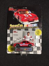 1992 RACING CHAMPIONS BILL ELLIOTT #11 STOCK CAR WITH CARD & STAND 1/64