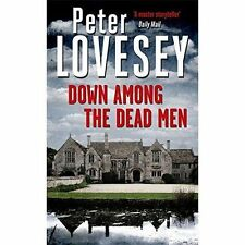 Down Among the Dead Men (Peter Diamond Mystery), Lovesey, Peter, New condition,
