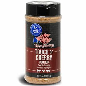 BBQ RUB - Three Little Pigs - Touch of Cherry BBQ Rub - FREE POST!