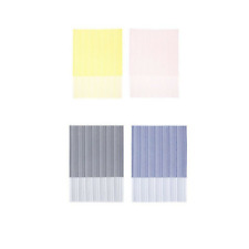 Ikea Timvisare Tea Towels, 4 Pack, Blue, Black, Pink, Yellow, BNWT