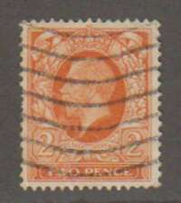 A4102: Great Britain #213b Used, F-Vf, Sound; Cv $70