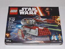 LEGO Star Wars OBI-WAN's JEDI INTERCEPTOR 75135 R4-P17 Kenobi