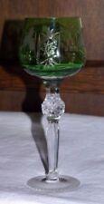 Czech/Bohemia Cut-to-Clears Glass