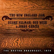 Duane Allman - The New England Jam [CD]