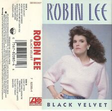 Robin Lee - Black Velvet (Cassette 1990 Atlantic)