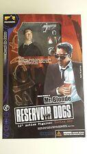 "Reservoir Dogs Palisades Original 12"" Action Figure Mr. Blonde Series 1 NIB"