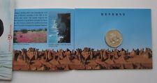Australia KM-137 10 dollars 1990 Western Australia in folder