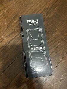 Boss PE-3 Wah pedal BRAND NEW!!!