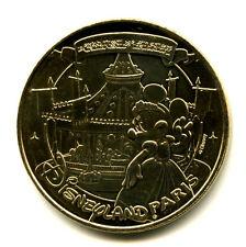 77 DISNEY Minnie et le carroussel de Lancelot, 2011, Monnaie de Paris