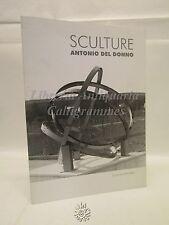 Antonio del Donno: Sculture, Edizioni Irpiniarte, Arte, Catalogo, Illustrazione