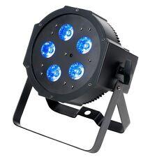 American DJ MEGA Q PLUS va alimentato a batteria LAMPADE PAR 64 DMX illuminazione