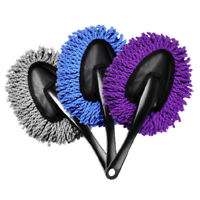 1X Car Duster Wax Mops Microfiber Wax Brush Dust Removal Cleaning Brush Tool