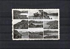 Schöne Ansichtskarte Territet-Montreux-Clarens