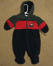 Boy's Rothschild 6/9M pram suit winter snow NWT $45