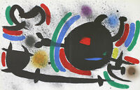 Joan Miro Lithographs Volume 1 (CB.160) - Original Lithograph X (M.866), 1972